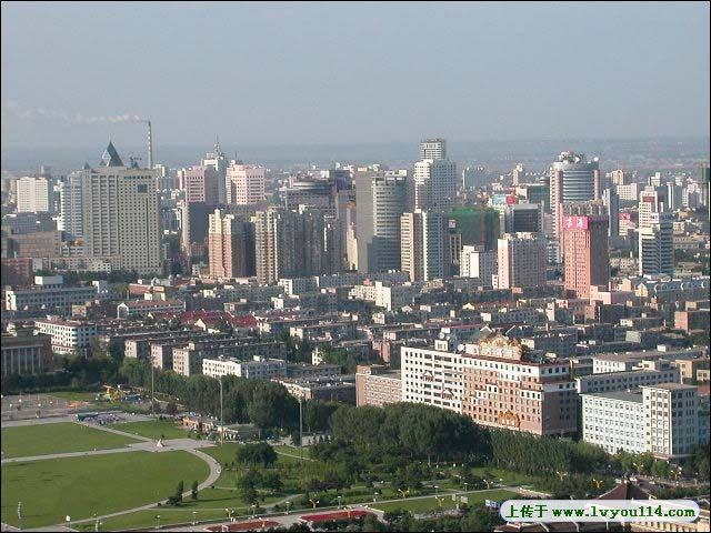 The present changchun is charming city with several fine names which